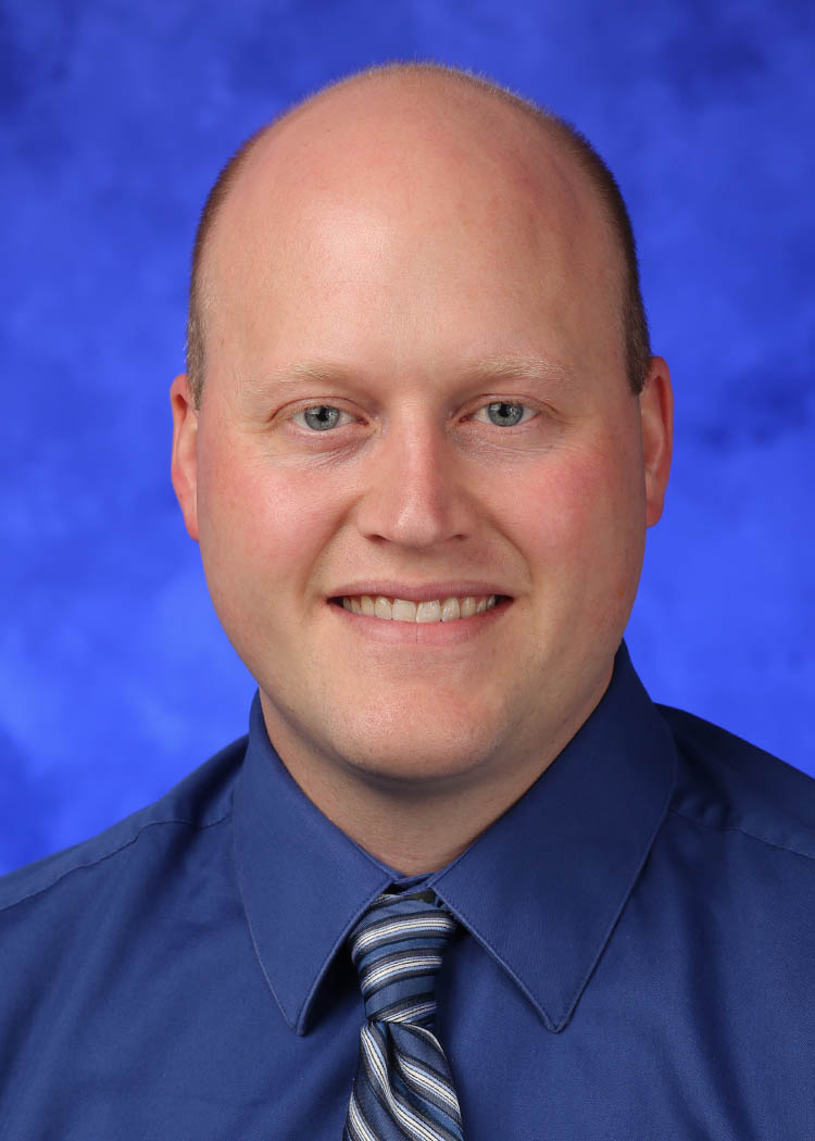 A head-and-shoulders professional photo of Dr. Brian Allen