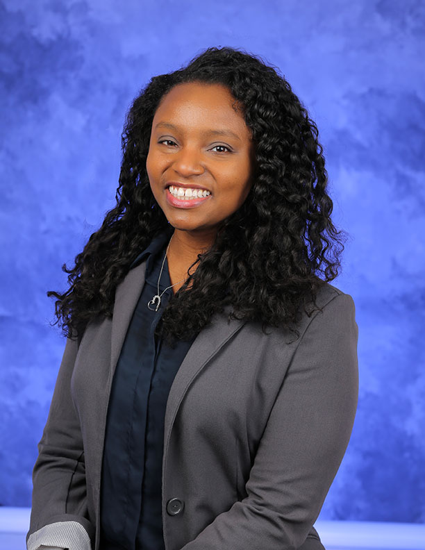 A head-and-shoulders professional photo of Michelle Desir