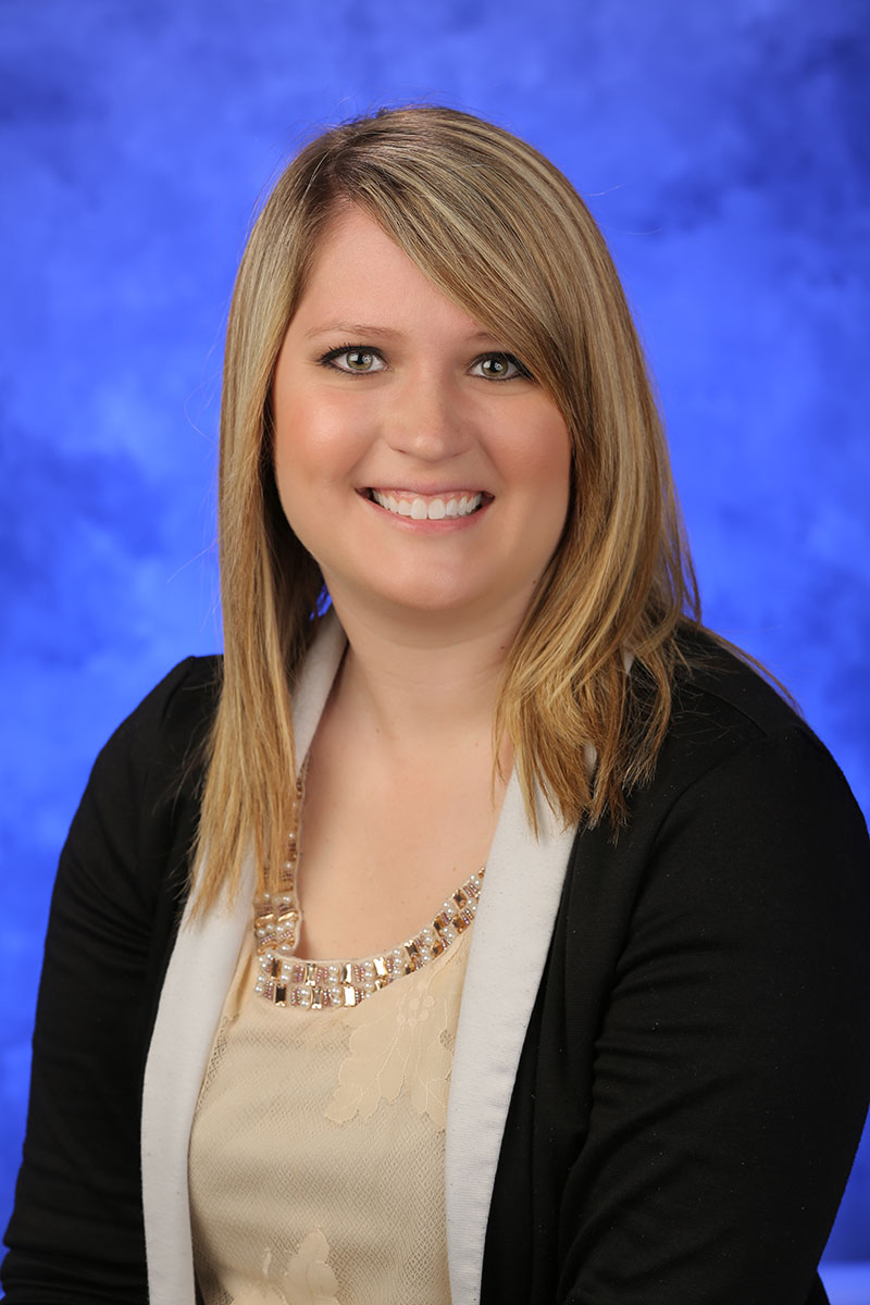 A head-and-shoulders professional photo of Amy Slenker