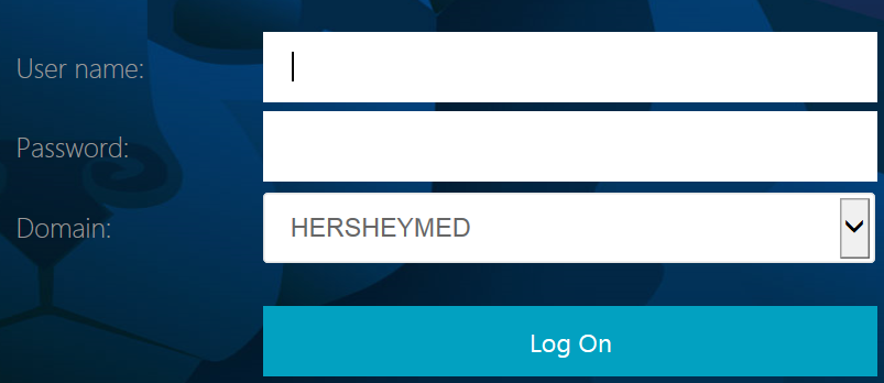 A screenshot shows a step in the Cerner Relationship Management Tool login process. Login fields appear.